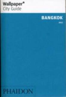 Bangkok. Ediz. inglese - copertina