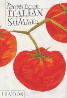 Recipes from an Italian summer - copertina