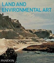 Land and enviromental art - Jeffrey Kastner - copertina