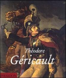 Théodore Géricault - Nina Athanassoglou-Kallmyer - copertina