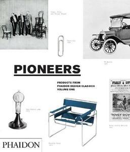 Pioneers - copertina