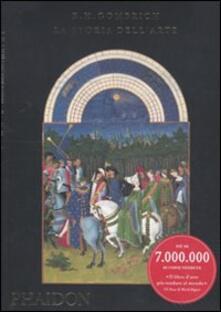 La storia dell'arte - Ernst H. Gombrich - copertina