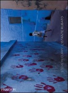 Libro L' istante rubato Steve McCurry