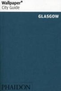 Glasgow. Ediz. inglese - copertina