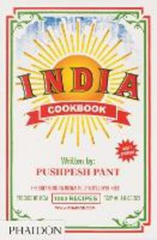 India. Cookbook. Ediz. inglese - Pushpesh Pant - copertina