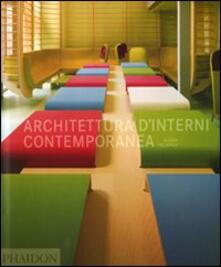 Architettura d'interni contemporanea - Susan Yelavich - copertina