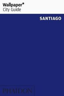Santiago. Ediz. inglese - copertina