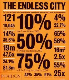 The Endless city - copertina
