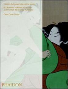Il canto del guanciale e altre storie - G. Carlo Calza - copertina