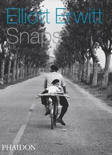 Elliot Erwitt. Snaps - copertina