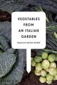 Vegetables from an italian garden. Season by season recipes - copertina