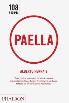 Paella. Ediz. inglese - Alberto Herráiz - copertina