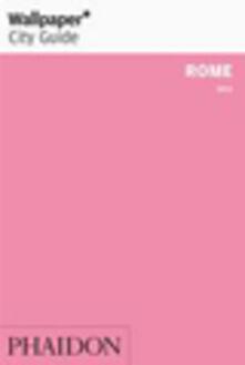 Rome 2011. Ediz. inglese - copertina
