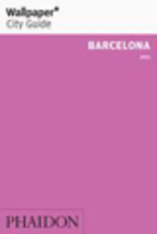 Barcelona 2011. Ediz. inglese - copertina