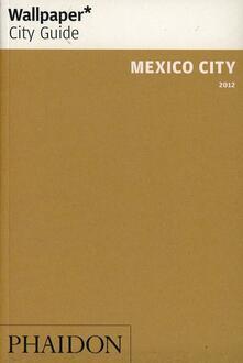 Mexico City 2010. Ediz. inglese - copertina