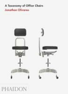 Taxonomy of office chairs (A) - Jonathan Olivares - copertina