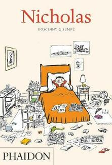 Nicholas. Ediz. inglese - René Goscinny,Jean-Jacques Sempé - copertina