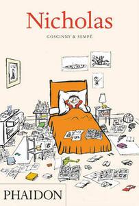 Nicholas - Rene Goscinny,Jean-Jacques Sempe - cover