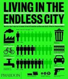 Living in the Endless city - copertina