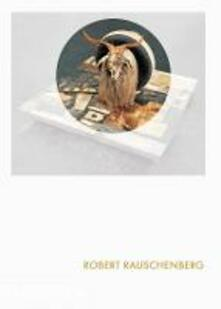 Robert Rauschenberg. Ediz. inglese - Catherine Craft - copertina