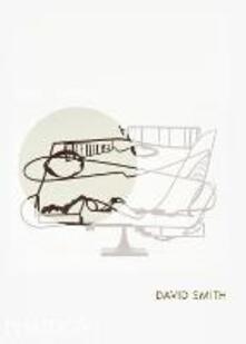 David Smith. Ediz. inglese - Joan Pachner - copertina