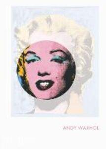 Foto Cover di Andy Warhol. Ediz. inglese, Libro di Joseph Ketner, edito da Phaidon