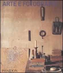 Arte e fotografia - copertina