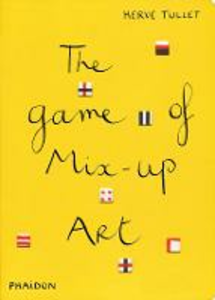 Libro The game of mix-up art Hervé Tullet