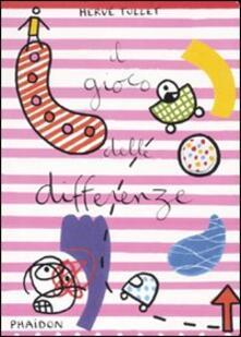 Il gioco delle differenze - Hervé Tullet - copertina