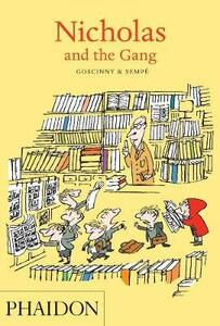 Nicholas and the Gang - Rene Goscinny,Jean-Jacques Sempe - cover