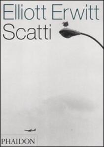 Elliott Erwitt. Scatti - copertina