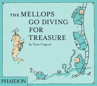 Libro The Mellops go diving for treasure Tomi Ungerer