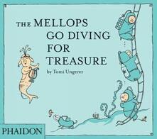 The Mellops go diving for treasure - Tomi Ungerer - copertina