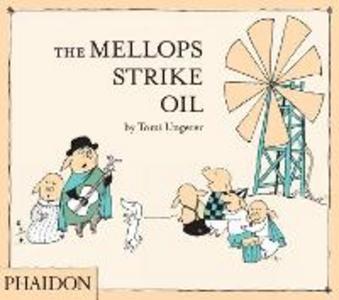 Libro The Mellops strike oil Tomi Ungerer