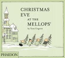 Christmas eve at the Mellops' - Tomi Ungerer - copertina
