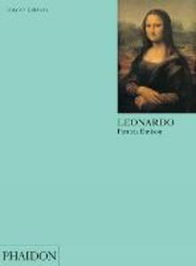 Leonardo. Ediz. inglese - Patricia Emison - copertina