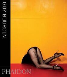 Guy Bourdin - Alison M. Gingeras - copertina