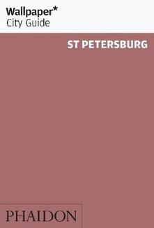 St Petersburg. Ediz. inglese - copertina