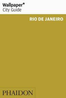 Rio de Janeiro. Ediz. inglese - copertina