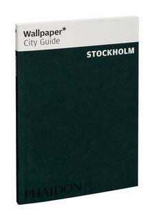 Stockholm. Ediz. inglese - copertina