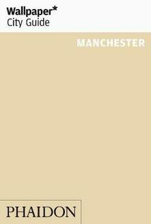 Manchester. Ediz. inglese - copertina