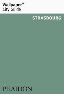 Strasburg. Ediz. inglese - Léa Teuscher - copertina