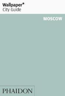 Moscow. Ediz. inglese - copertina
