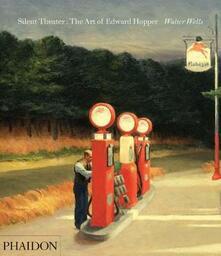 Silent theater. The art of Edward Hopper - copertina