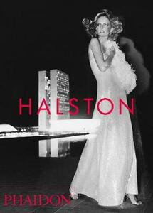 Halston. Ediz. inglese - copertina