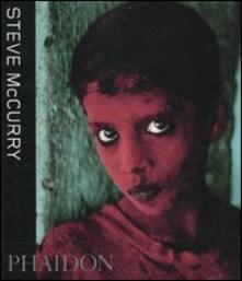 Steve McCurry - Anthony Bannon - copertina