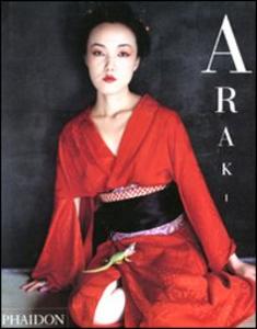 Libro Nobuyoshi Araki. Io vita morte