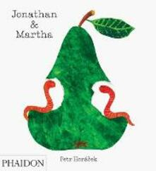 Jonathan & Martha. Ediz. inglese - Petr Horácek - copertina