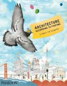 Architecture according to pigeons - Speck L. Tailfeather - copertina