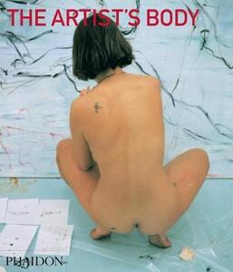 The Artist's Body - Amelia Jones - cover